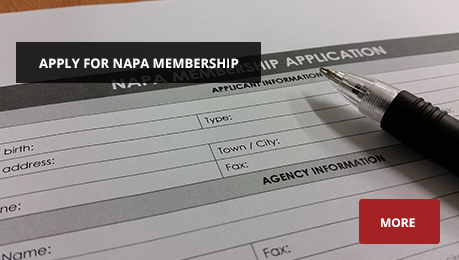 Apply for NAPA Membership
